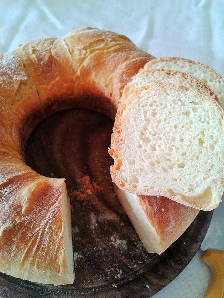 pane inglese o pancarré