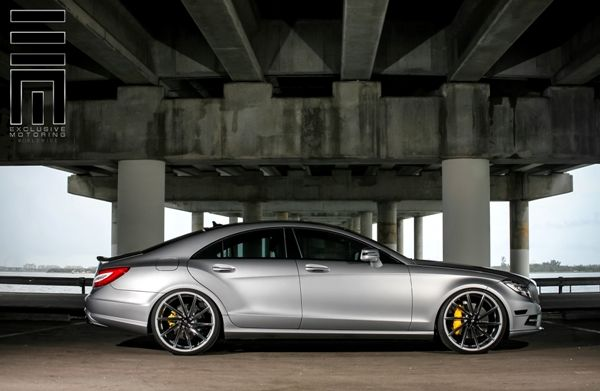 2014 Mercedes CLS550 By Exclusive Motoring