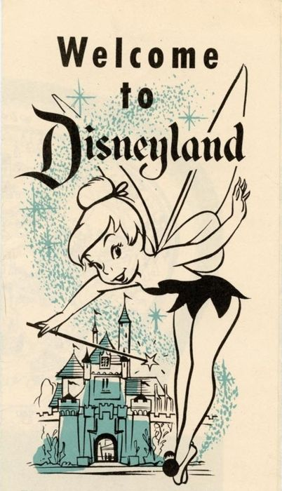 Welcome to Disneyland! <3