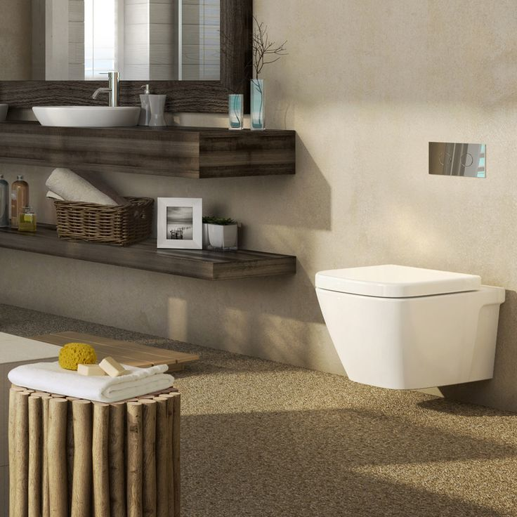 The New Collection Of Invisi Series II® Toilet Suites Offer A Comprehensive  Range Of Styles To Suit All Bathrooms. The Stunning Wall Hung Range Of  Invisi ...
