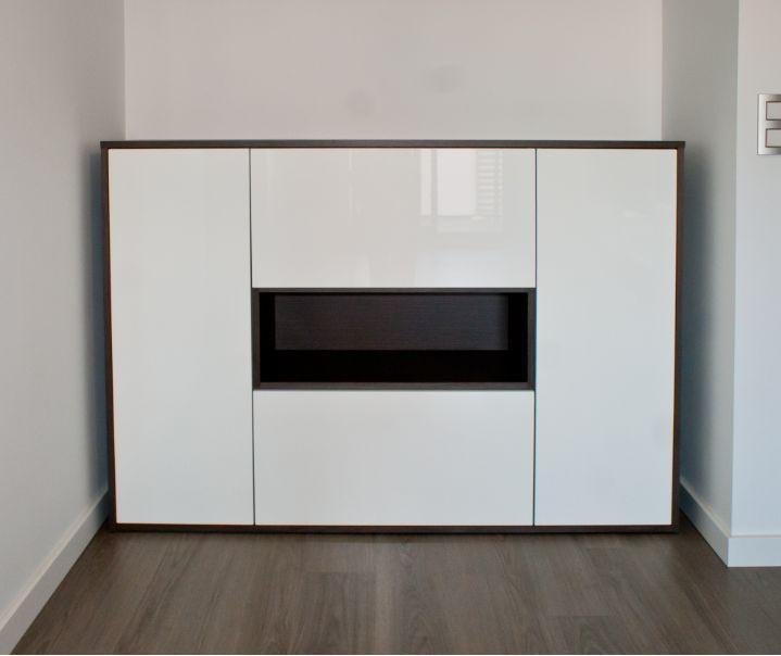 Aparador vajillero moderno para tu sal n http for Fabricantes muebles salon