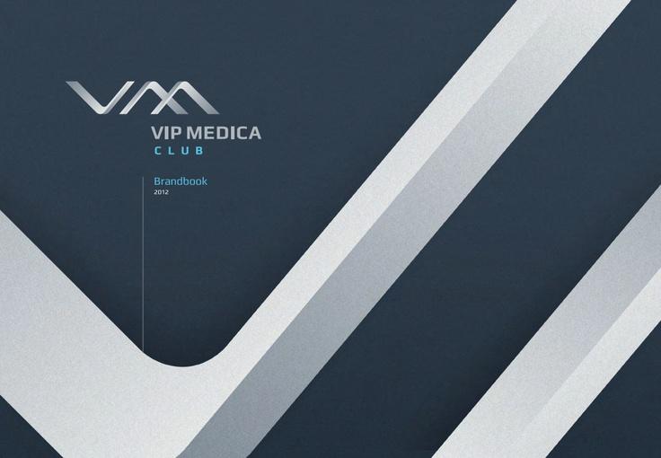 VIPMedica CLUB #branding #identity #logo #graphic #design #print #brand