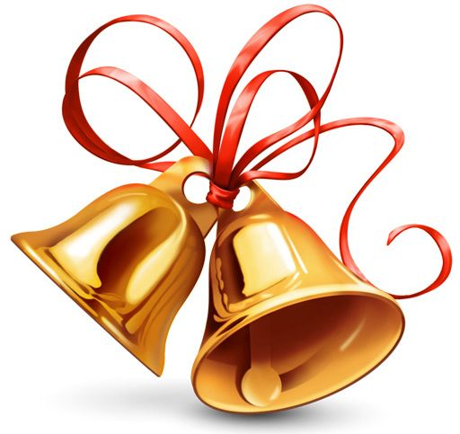 yes the bells are ringing you are not sure if it is the jingle bells or alarm bells the sweat beads form as you think of the crowd the screaming wives - Christmas Bell