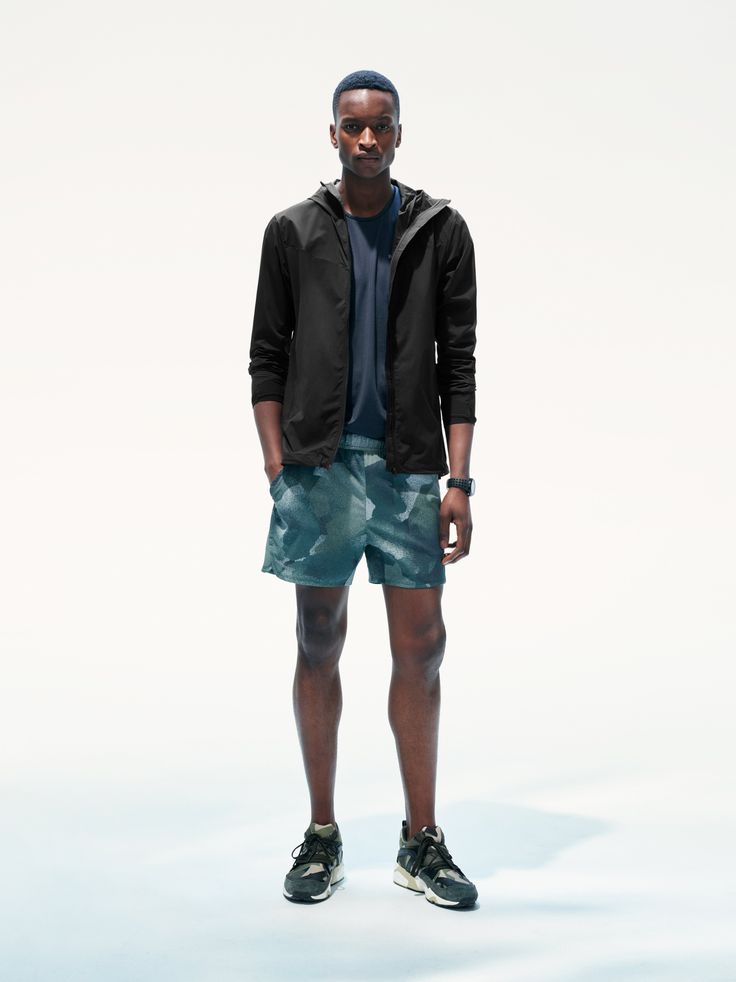 West 4th Street Printed Shorts