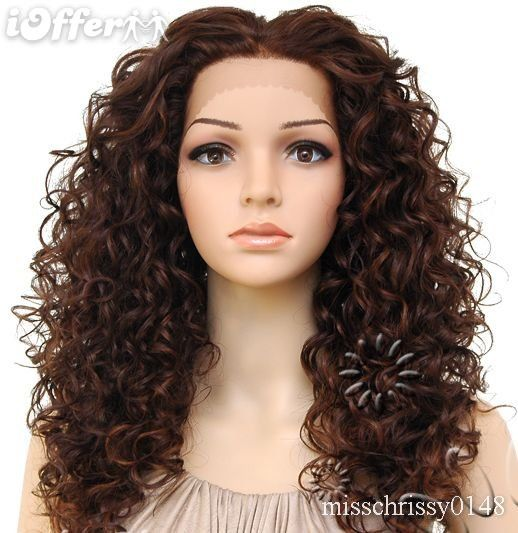 spiral perm.: Curly Perms, Hair Styles, Perms Thread, Long Hair Perm ...