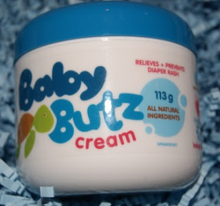 Baby Butz diaper cream