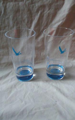 Lot-of-2-Grey-Goose-Vodka-16oz-Tall-Plastic-Cups-Tumblers
