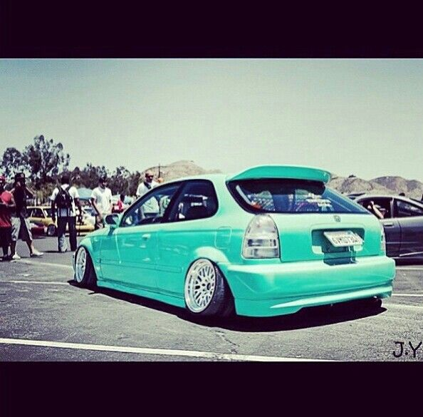 The 25+ best Honda civic automatic ideas on Pinterest | Honda civic car, Honda civic parts and ...