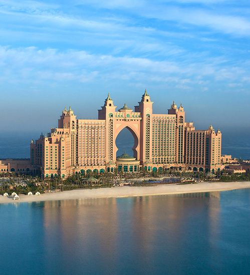 L'hôtel Atlantis The Palm à Dubaï http://www.vogue.fr/voyages/adresses/diaporama/lhtel-atlantis-the-palm-duba/20181