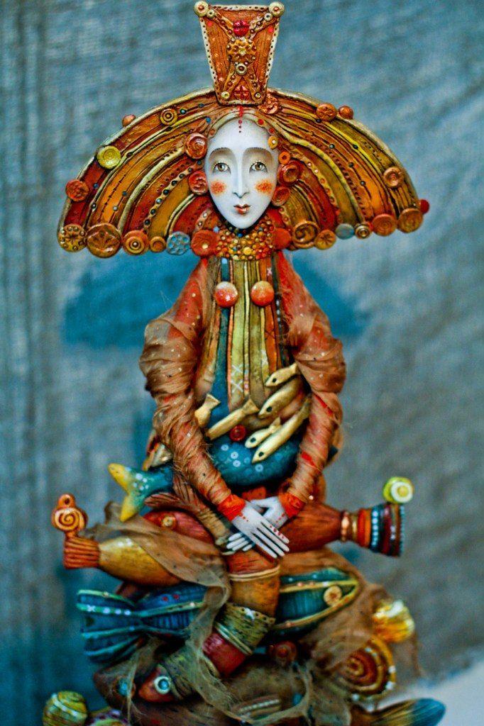 Тропинки чужой судьбы - Пермская галерея авторской куклы на Арт-Перми