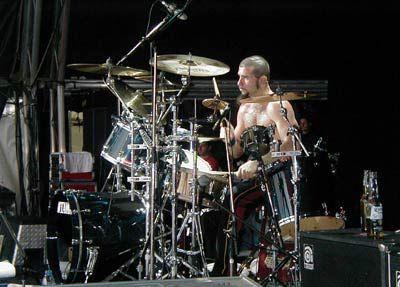 Drummerworld: John Dolmayan