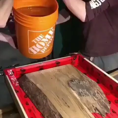 DIY wood furniture tables