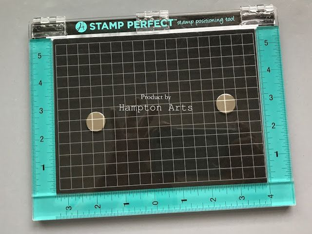 Inking About Your Journey: Review: Hampton Arts Stamp Perfect