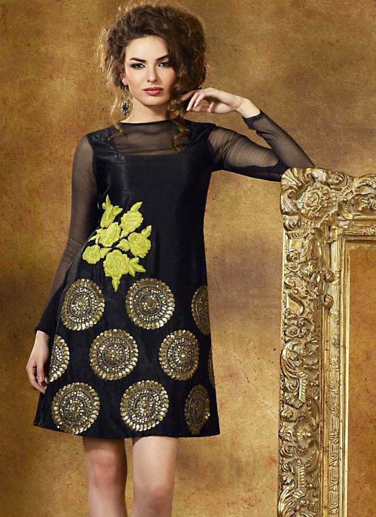 Indo-Western Dress