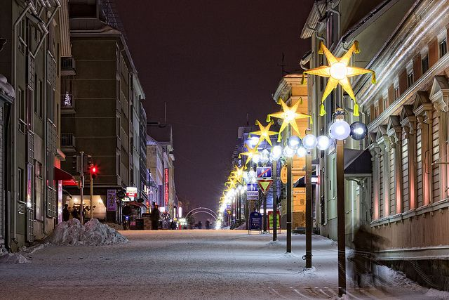 Oulu, Finland (oh how I miss it!)