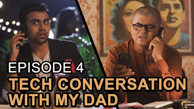 TVF's Tech Conversations With Dad : Yeh Application Milega Kahan Se