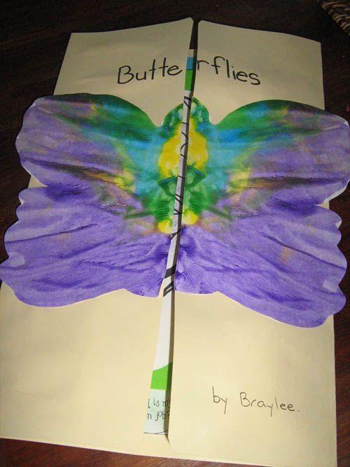 BUTTERFLIES | - OUR HOMESCHOOL -