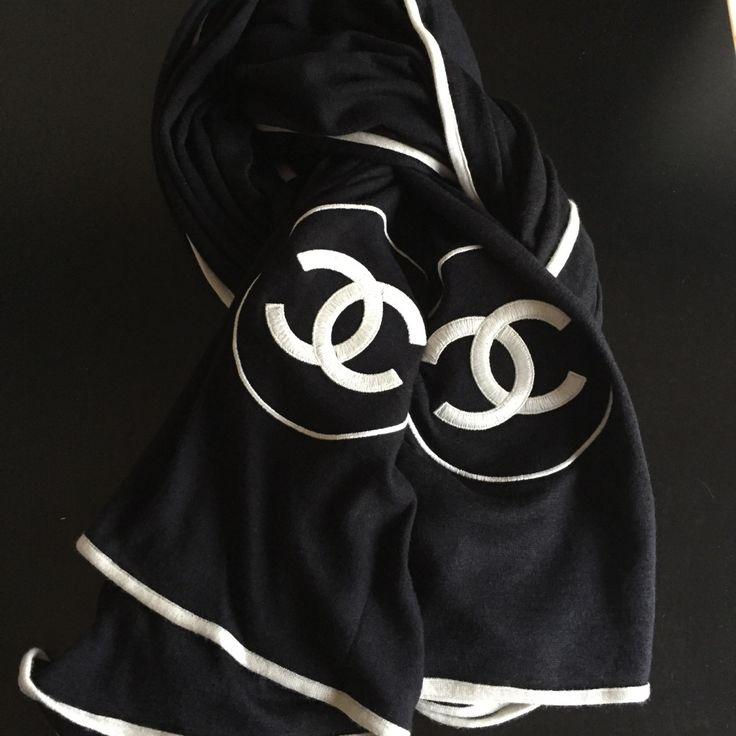 Best 25+ Chanel scarf ideas on Pinterest
