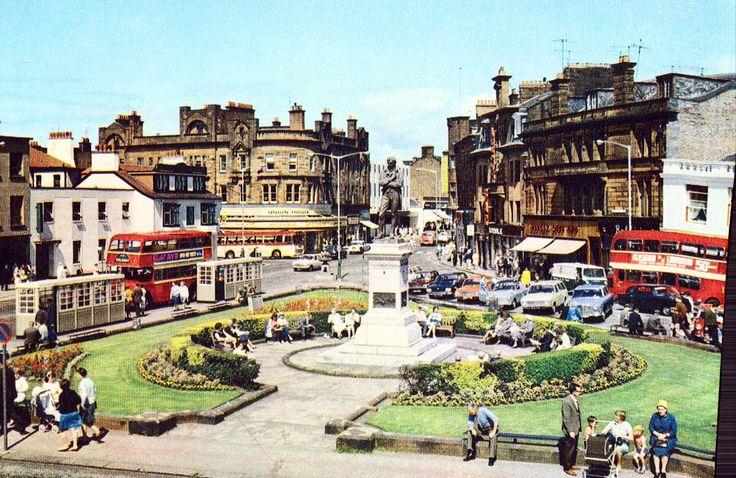 Ayr, Scotland 1970s