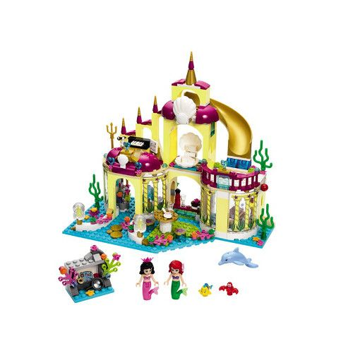 Idei de cadouri - Lego Disney - Palatul Submarin al lui Ariel