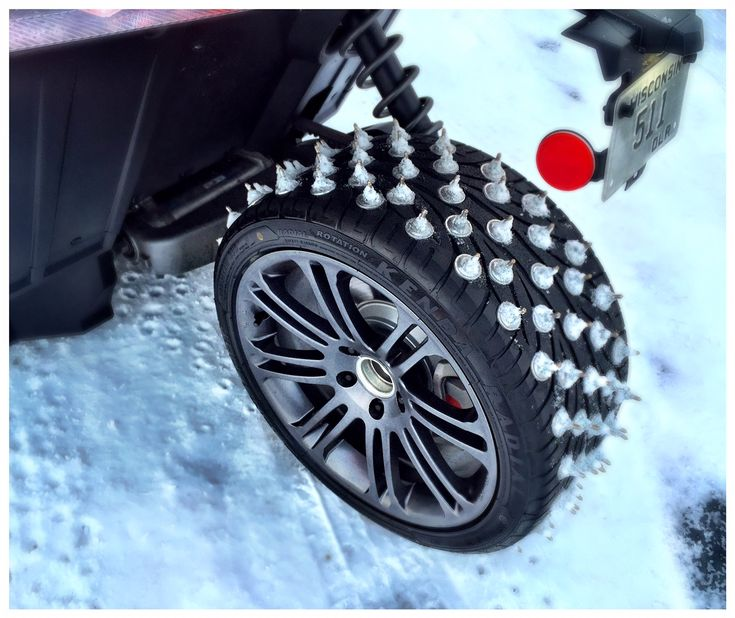 Polaris Slingshot On Ice... With Snow Tires