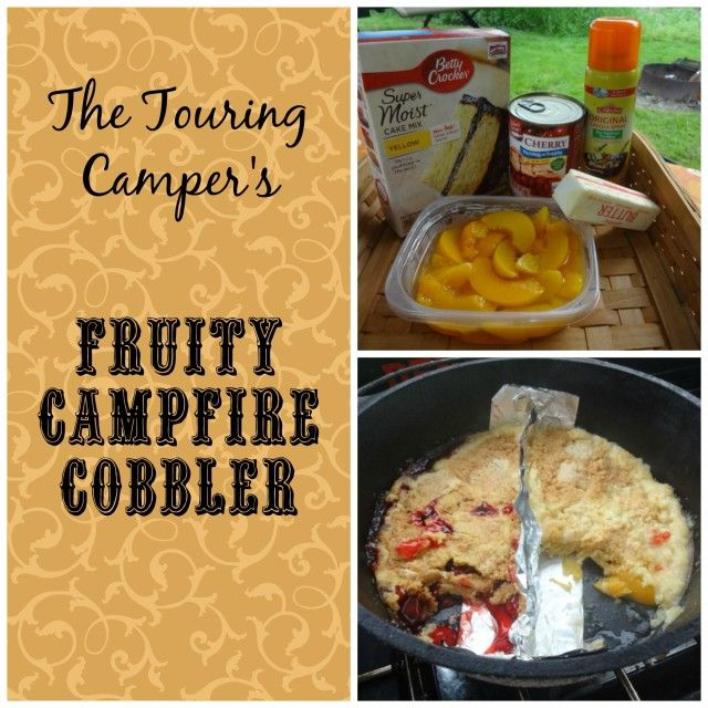 10 best images about camping recipes on pinterest for Award winning dutch oven dessert recipes