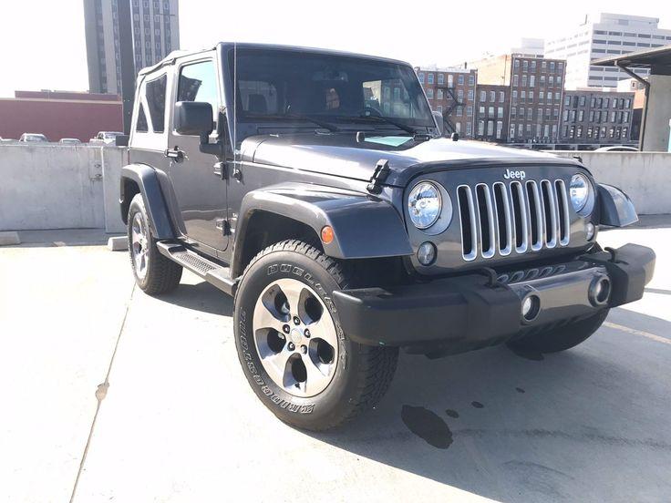 eBay: 2016 Jeep Wrangler Sahara 2016 Jeep Wrangler Sahara/Great Shape/17,000 miles #jeep #jeeplife