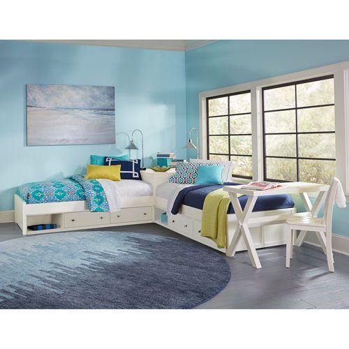 Best 25+ L shaped beds ideas on Pinterest | Pallet twin ...