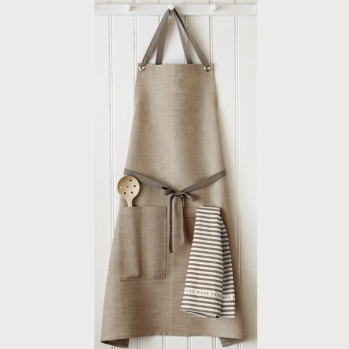 linen cooking apron - Google Search