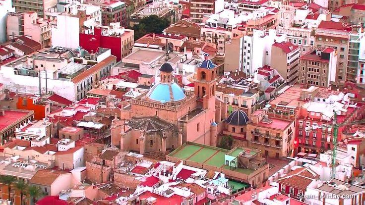 MI CIUDAD,,,Alicante city - tourist guide.