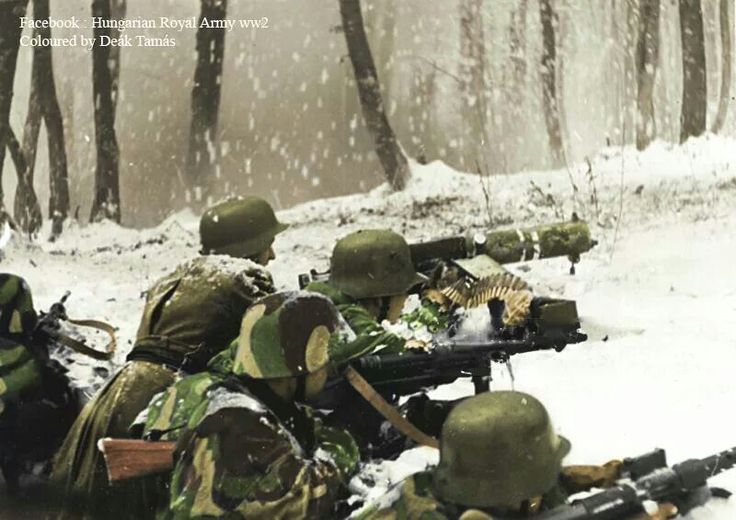 M.kir.Honv. géppuskás raj, Hungary WW2, pin by Paolo Marzioli