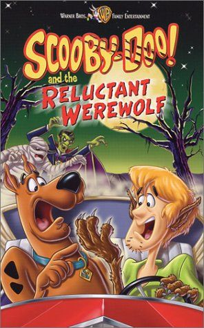 Scooby Doo and the Reluctant Werewolf