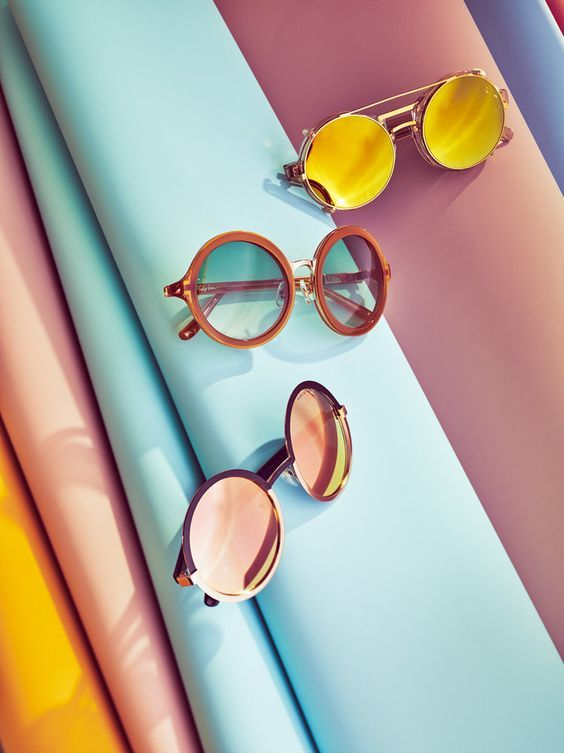 sunnies, Stylish mirror sunglasses http://www.justtrendygirls.com/stylish-mirror-sunglasses/