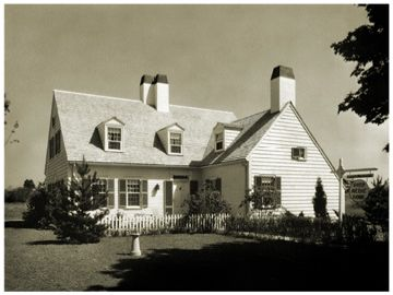 Original Royal Barry Wills House With Small Dormers From
