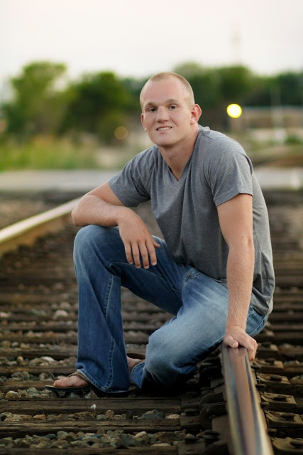 click the pic for Senior guy posing and location photography inspiration, football