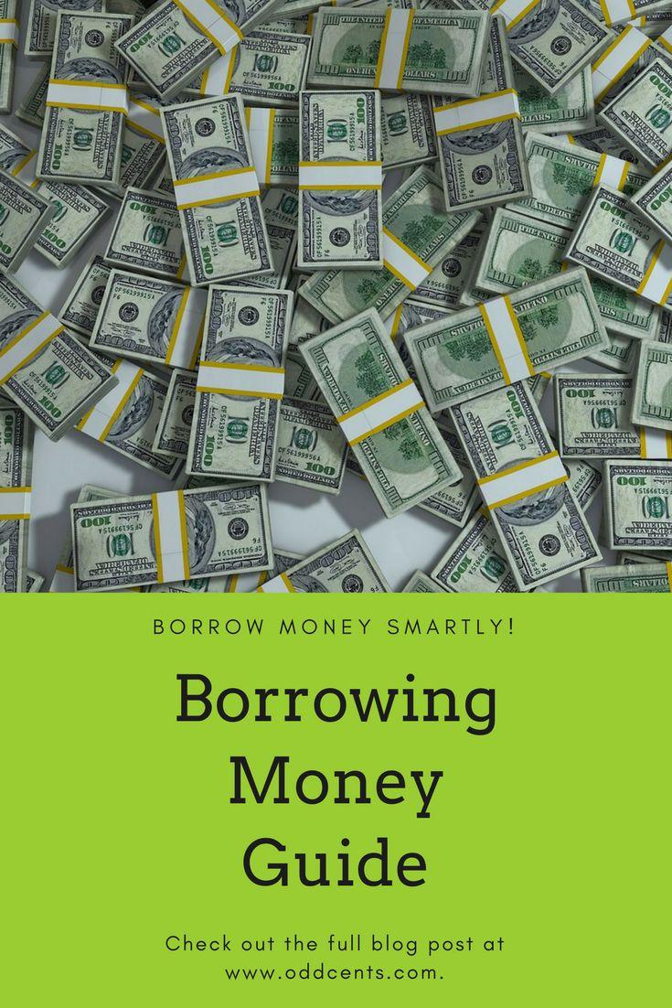 Borrowing Money Guide   Odd Cents #oddcents #personalfinance #bankaccounts #oddsense #borrowingmoneyguide #moneyguide