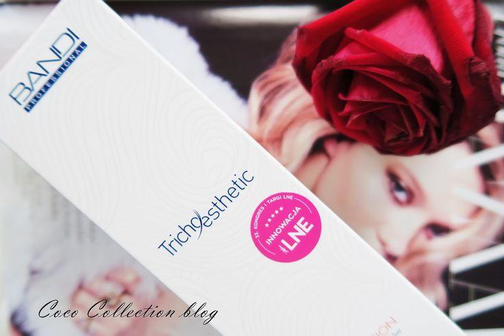 COCO COLLECTION : BANDI TRICHO-ESTHETIC TRICHO-LOTION - lotion stymulujący wzrost włosów