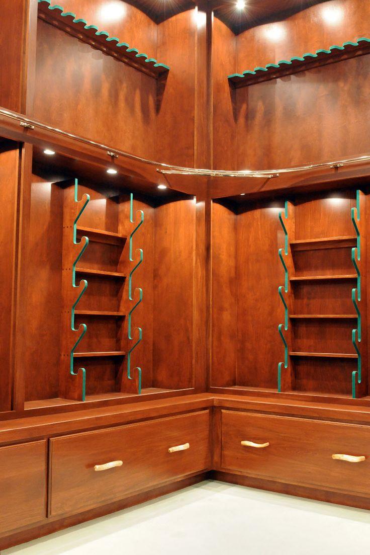 Gun room amp trophy room done hunting - Www Pinterest Com 1895gunner Custom Gun Room