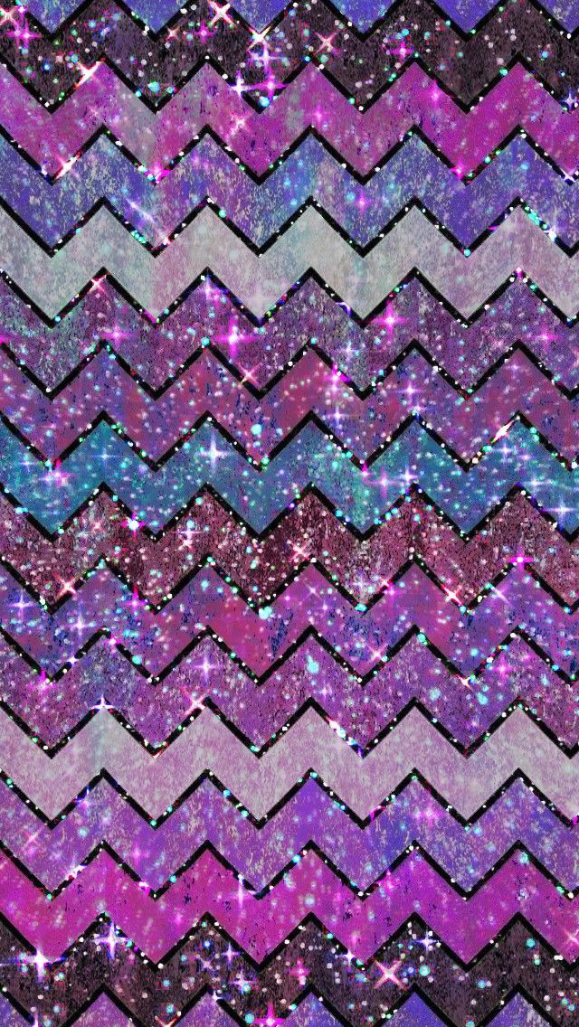 Purple Glittery Chevron Made By Me Purple Glitter Sparkles Wallpapers Backgrounds Patterns Glitter Background Purple Wallpaper Phone Background Patterns