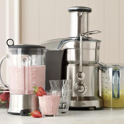 Breville Pro Kitchen Juicer Review