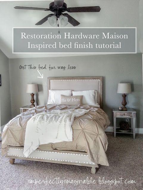 66 best Restoration Hardware Hacks images on Pinterest