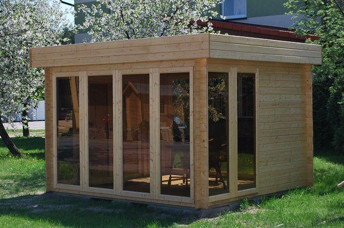 die besten 25 blockbohlen gartenhaus ideen auf pinterest blockbohlen lattenzaun garten und. Black Bedroom Furniture Sets. Home Design Ideas