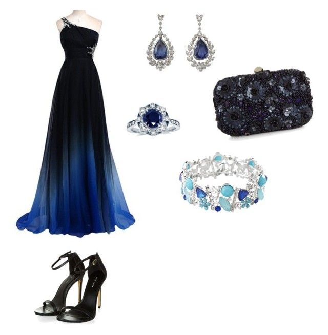"""""""h.k"""" by hanika15 on Polyvore featuring beauty, Kobelli, Avenue and Monsoon"""