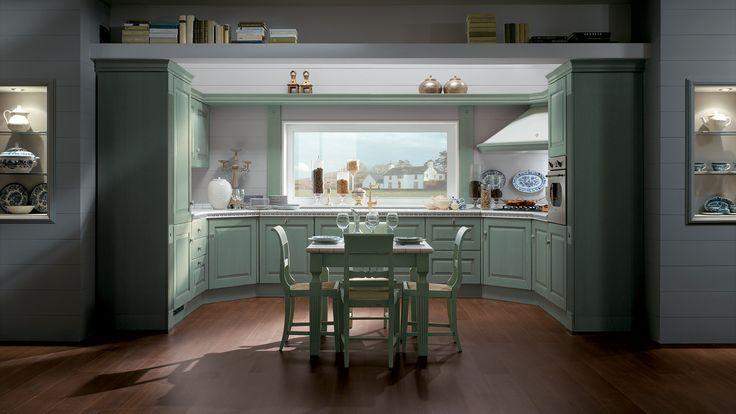 Cucina classica Long Island | Sito ufficiale Scavolini