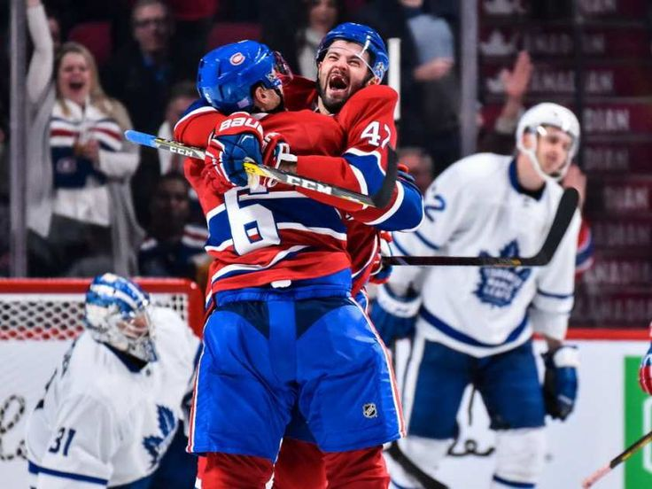 In the Habs' Room: Canadiens' power play is producing wins The Canadiens' power play has been dismal for the past two seasons, but the key word in that statement is past - Shea Weber (6) of the Montreal Canadiens celebrates his third- period goal with teammate Alexander Radulov (47) against the Toronto Maple Leafs at the Bell Centre on Oct. 29, 2016, in Montreal.