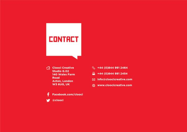 FMCG Branding by Clooci Creative, via Behance