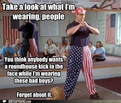 Rex Kwon Do! - Click image to find more Humor Pinterest pins
