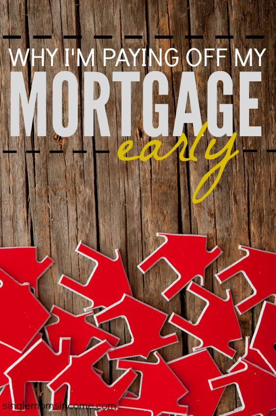 Should you pay your mortgage off early if you have a low interest rate? For me the answer is yes! Here's why I'm paying off my mortgage early.