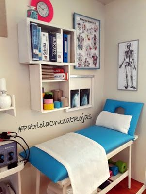 Patricia Cruzat Artesania y Color: Para una futura Fisioterapeuta, su cuadro personalizado con Miniaturas