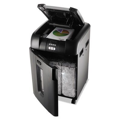Swingline Stack-and-Shred 500 XL Super Cross-Cut Shredder Bundle- SWI1703091. Discount Office Supplies.